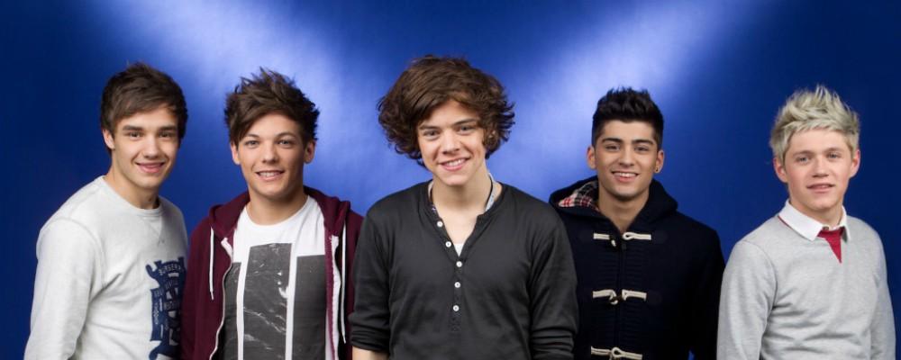 Italia 1D - One Direction: Federica Panicucci presenta la band inglese con Four