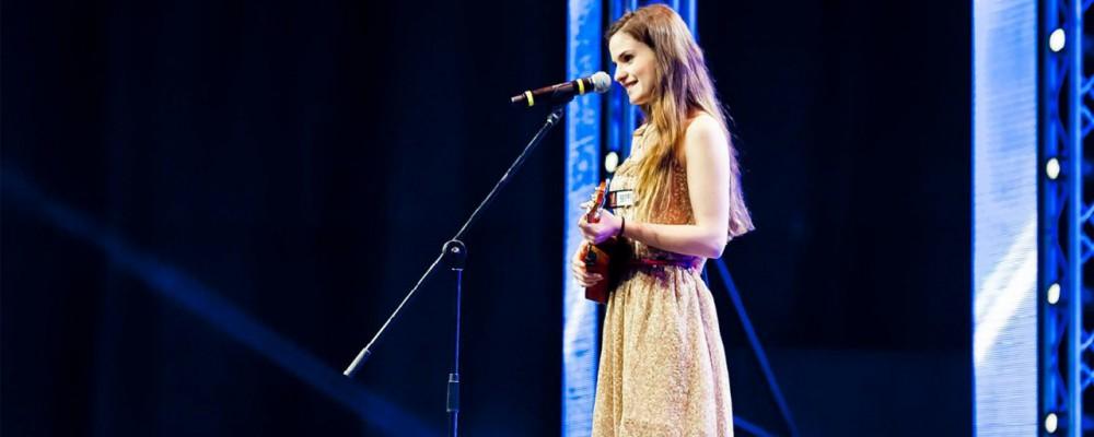 Da X Factor al Mago di Oz, per Violetta Zironi la musica è un incantesimo