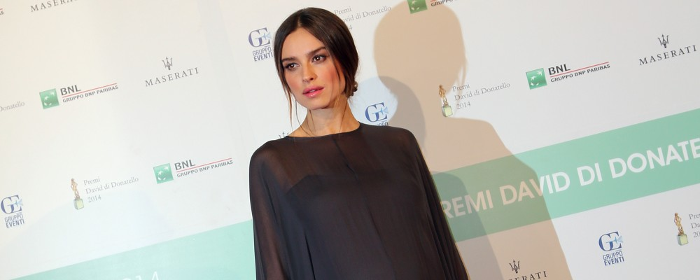 Kasia Smutniak di nuovo mamma: è nato il piccolo Leone