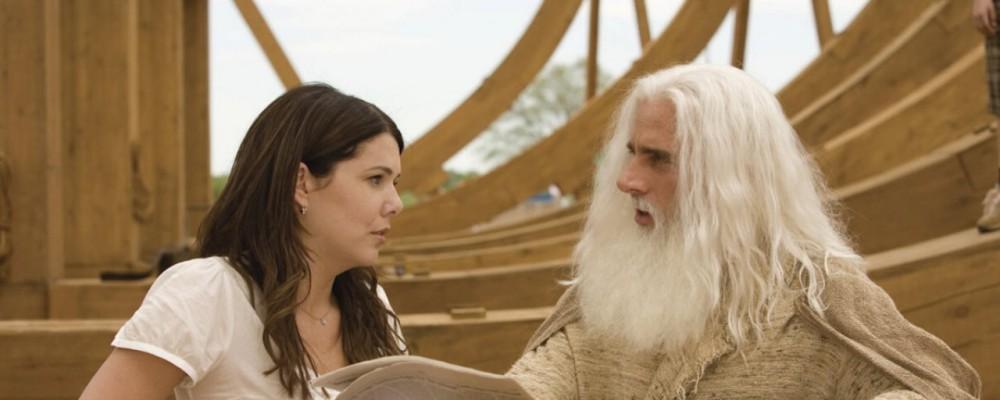 Un'impresa da Dio, Steve Carell novello Noè con Lauren Graham: trama e curiosità
