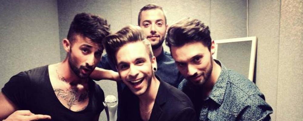 I Dear Jack 'siamo gli One Direction Italiani'