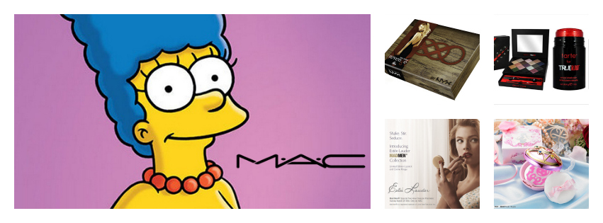 Truccate come Marge Simpson: se il makeup si ispira alle serie tv
