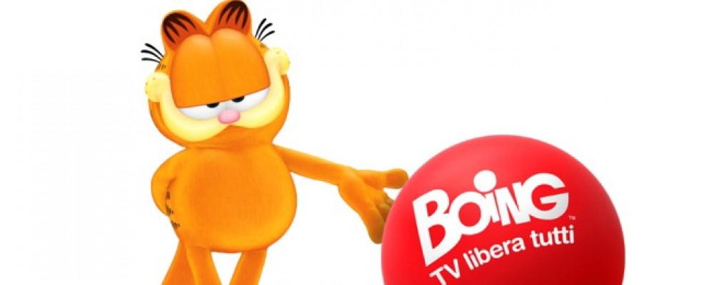 Garfield show su boing torna il gattone ideato da jim davis u tvzap