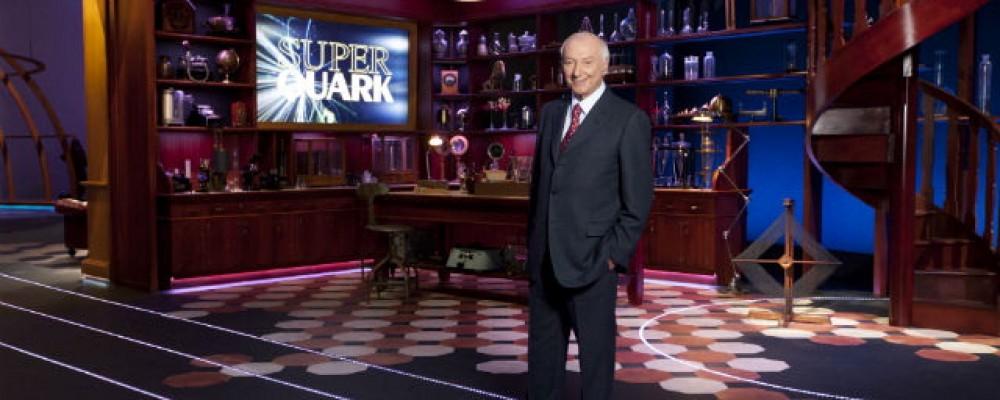 Ascolti tv, torna Superquark e supera i 3 milioni di telespettatori