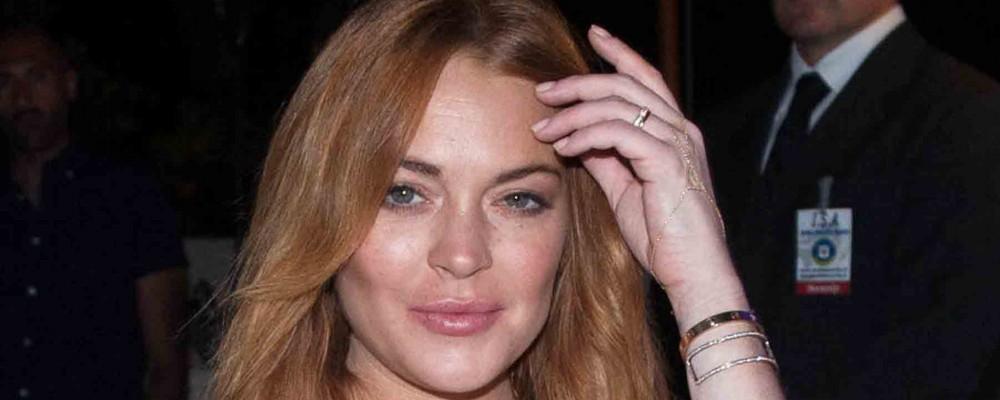 Il ritorno di Lindsay Lohan: ma in teatro con un opera di David Mamet