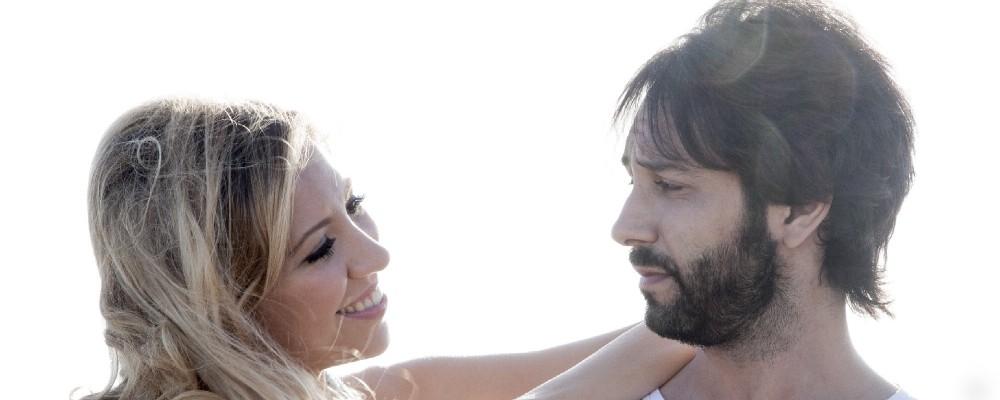 Comedy on the Beach, la prima volta di Matteo Branciamore e Francesca Macrì