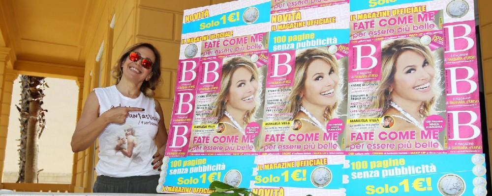 Barbara d'Urso, vita da Carmelita, tra social, edicola e tv