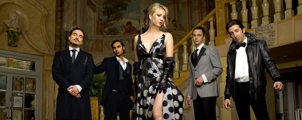 The Big Bang Theory, ecco gli uomini (e la donna) da un milione di dollari