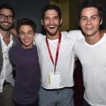 Comic-Con, per Teen Wolf l'ormone è mannaro