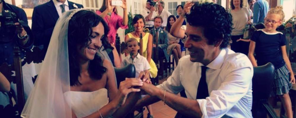 Il matrimonio di Caterina Balivo: le prime foto