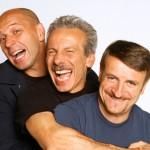 Ammutta Muddica, su Canale 5 prosegue lo show di Aldo, Giovanni e Giacomo