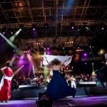 Notte della Taranta: 200mila persone festeggiano a Melpignano con Ligabue