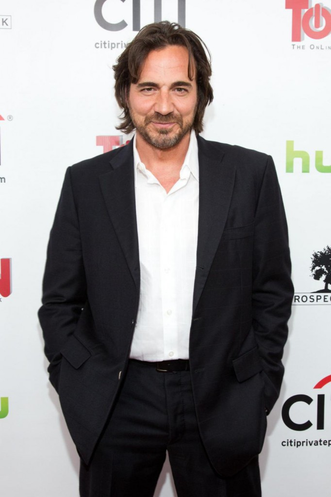 Thorsten Kaye alla premiere di All My Children And One Life to Live, New York