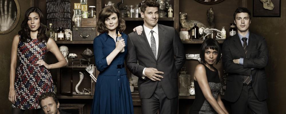 Bones, si conclude su Rete 4 la settima stagione, più breve per la gravidanza di Emily Deschanel