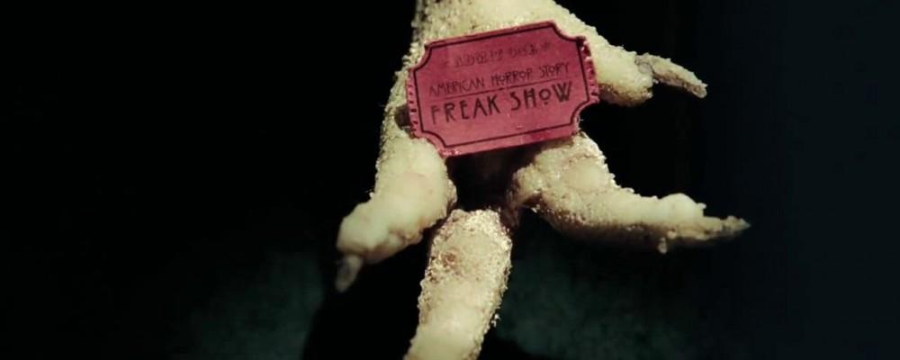American Horror Story: Freak Show, a ottobre arriva in città il carnevale spettrale