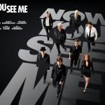 Now you see me - I maghi del crimine, trama cast e curiosità