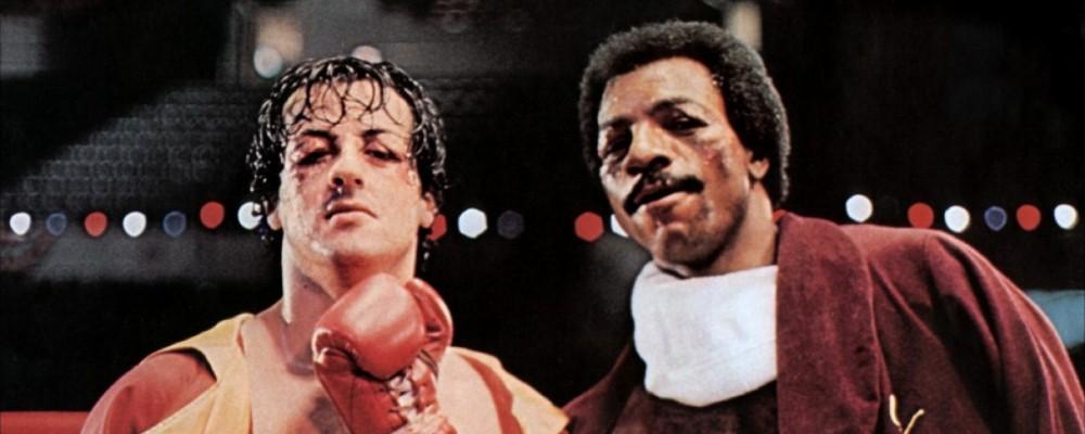 Rocky torna alle origini al cinema e in tv: e riparte da Apollo Creed