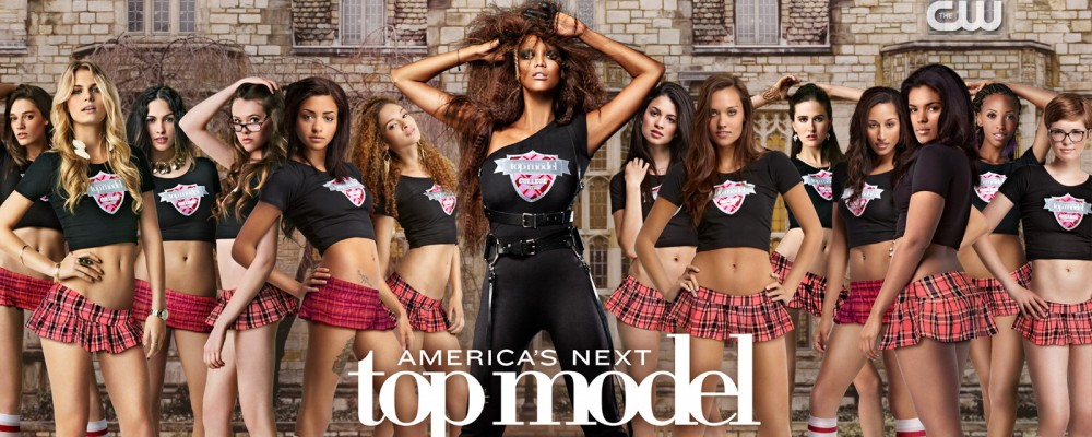 America's next top model: le modelle vanno al college
