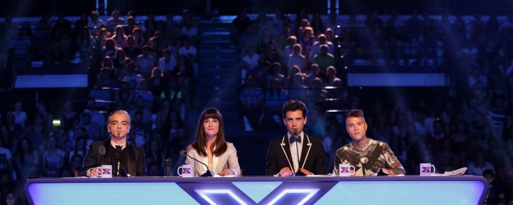 X Factor si presenta... ma Morgan dov'è?