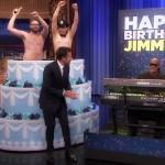 Una torta molto speciale per i 40 anni di Jimmy Fallon