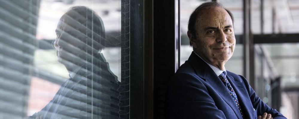 Bruno Vespa a Verissimo il dispiacere per l'addio di Giletti alla Rai