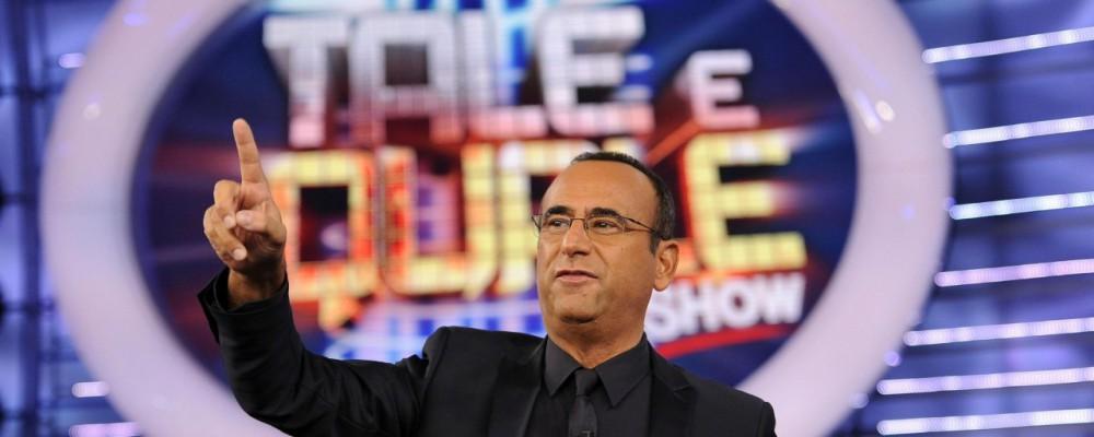 Ascolti tv, 'Tale e Quale Show' va oltre i 6 milioni ma sui social domina 'X Factor'