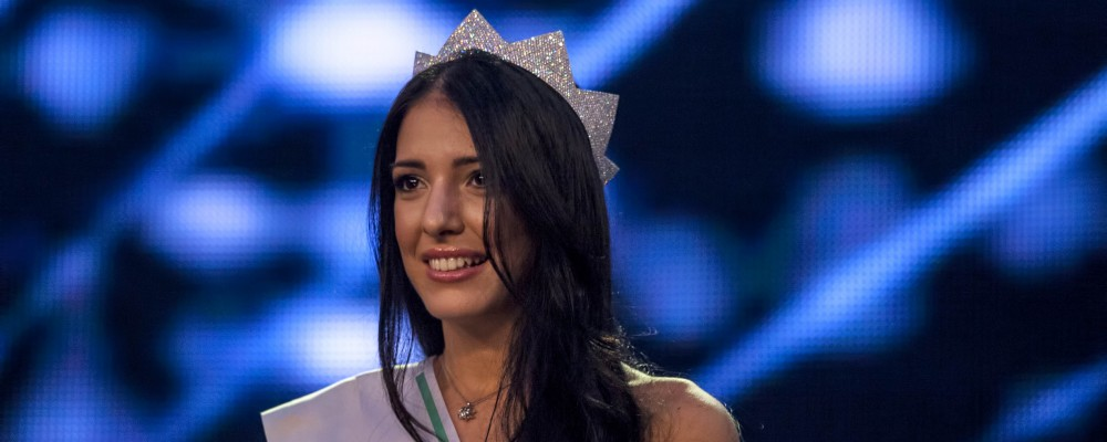 Miss Italia, la regina di bellezza 2014 è la siciliana Clarissa Marchese