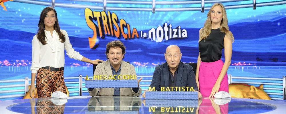 Striscia la notizia si riparte con Maurizio Battista e Leonardo Pieraccioni