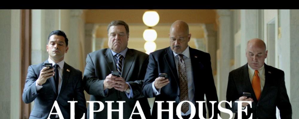 Alpha House: quattro senatori e un tiranno