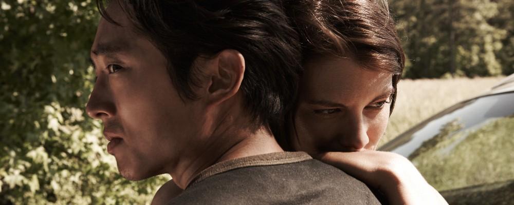 The Walking Dead: Glenn e Maggie, l'amore al tempo degli zombie