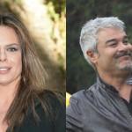 Domenica In, è scontro tra Paola Perego e Pino Insegno?