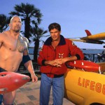 "Baywatch, Dwayne ""The Rock"" Johnson ingaggia David Hasselhoff"