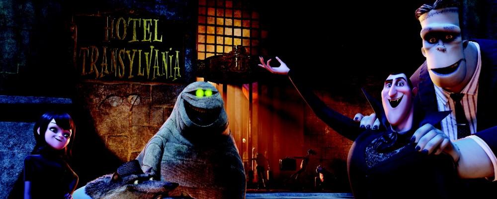 Hotel Transylvania, la prima tv ad Halloween su Cielo