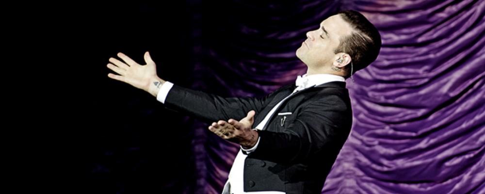 Robbie Williams, il secondo figlio si chiama Charlton Valentine