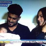 Micol Olivieri a Pomeriggio Cinque 'non ho rischiato di morire durante il parto'