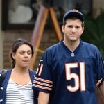 Mila Kunis e Ashton Kutcher: fiocco rosa, è nata la prima figlia