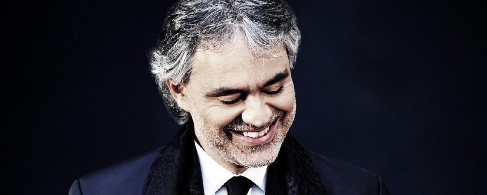 Ascolti tv, La notte di Andrea Bocelli vince con 3.8 milioni di telespettatori