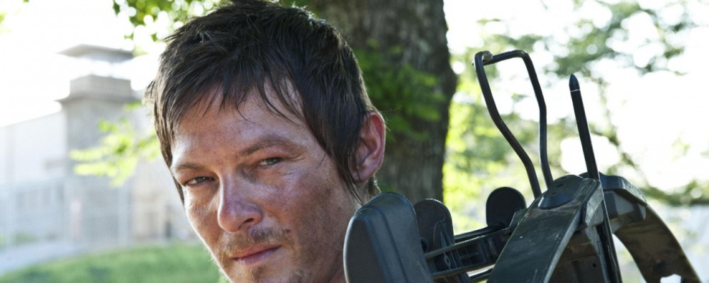 """The Walking Dead, Norman Reedus: """"Una stagione brutale e paranoica"""""""