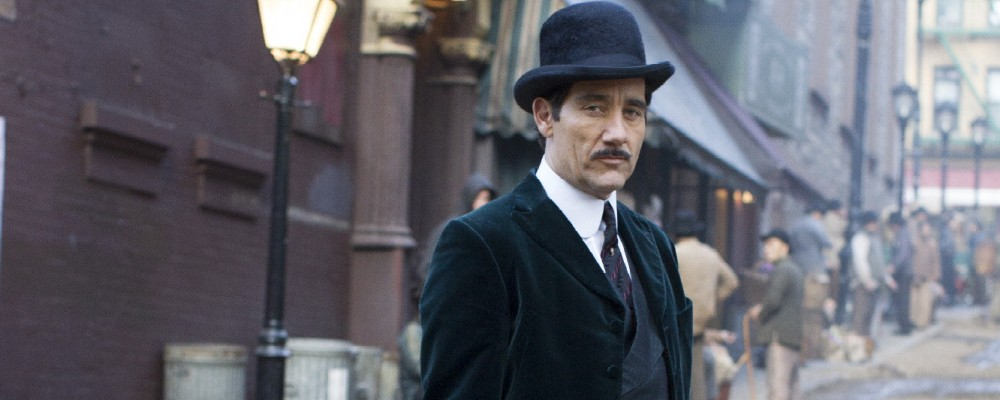 The Knick, il dr House all'epoca di Downton Abbey
