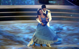 Ballando, Giusy Versace come Cenerentola, un valzer con Raimondo Todaro per sognare