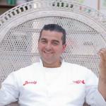 Buddy Valastro, il boss delle torte nella cucina di Bake Off: le immagini