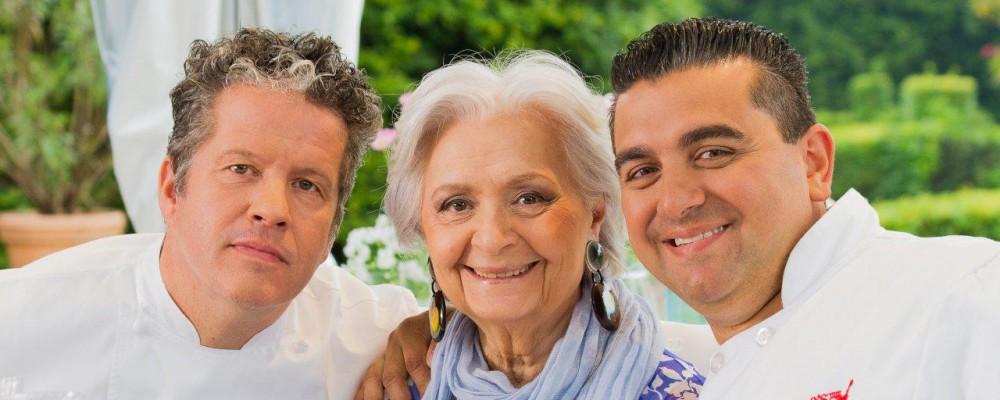 Bake Off, dolci in forno: la finalissima con Buddy Valastro, il boss delle torte