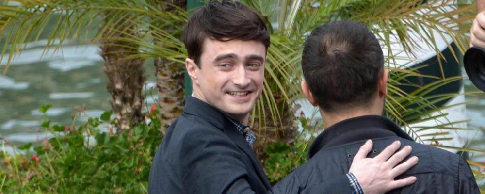 Daniel Radcliffe: 'Basta occhiali, non sono più Harry Potter'