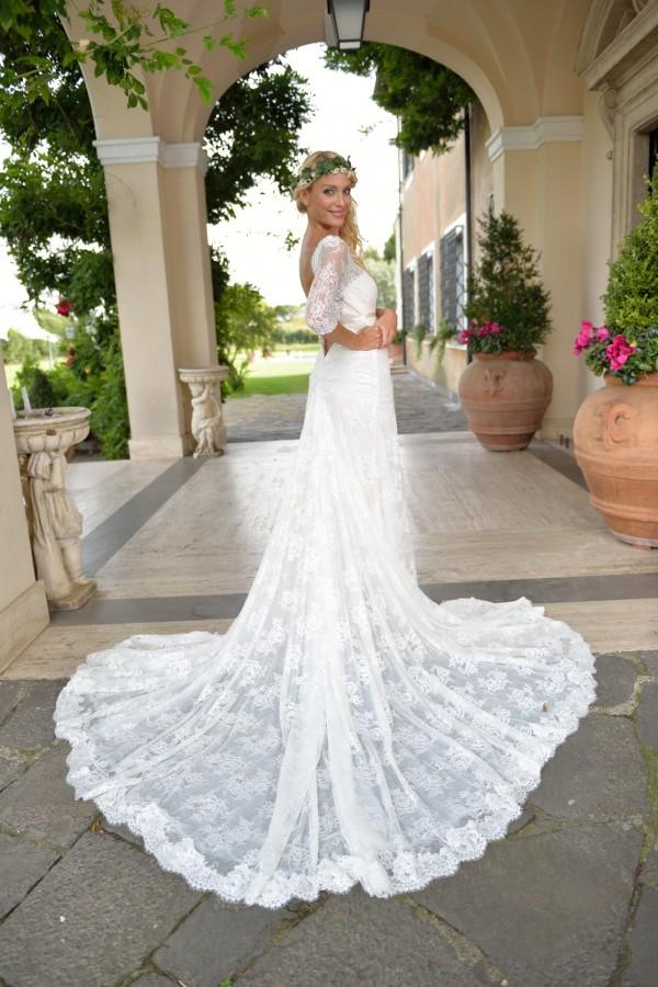 Matrimonio In Stile Bohemien : Quattro matrimoni in italia seconda stagione le