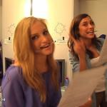 Striscia la notizia, le Veline Irene Cioni e Ludovica Frasca in una web series, Tutto in 30 secondi