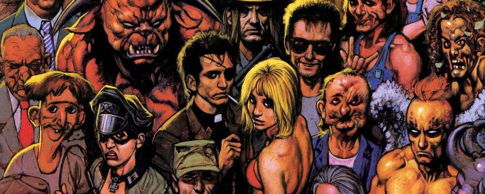 Preacher, il fumetto cult anni '90 diventa serie tv per AMC
