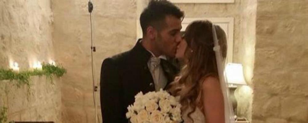 Uomini e donne, il matrimonio di Aldo e Alessia