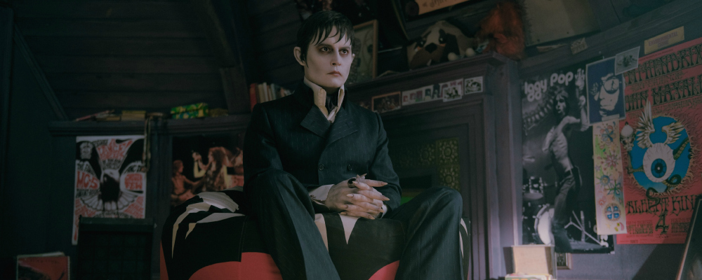 Dark Shadows, gli incubi strampalati di Tim Burton cast, trama e curiosità