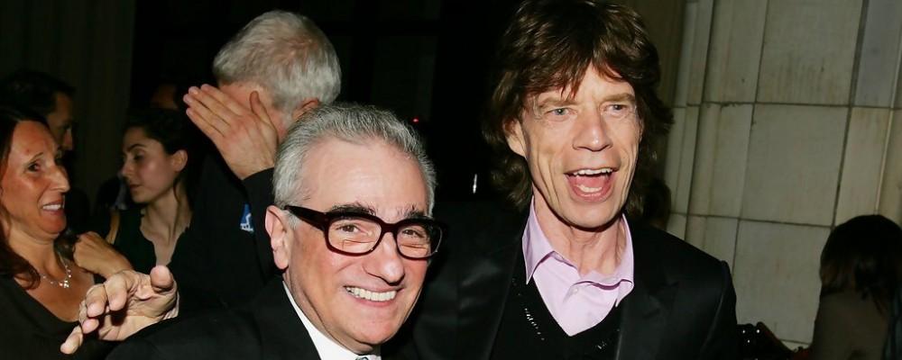 American Century Records, Martin Scorsese a tutto rock insieme a Mick Jagger