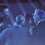 X Factor 8, caos durante la pubblicità: Morgan e Fedez rissa sfiorata